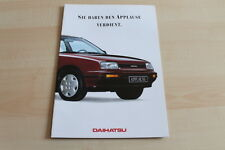 90332) Daihatsu Applause Prospekt 01/1989
