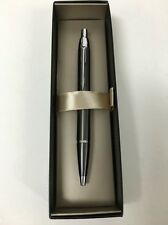 Parker IM Ball Pen Refillable Medium Blue Ink, Gun Metal Lacquer S0856490