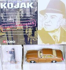 "Corgi Toys 1:36 BUICK REGAL ""KOJAK"" + FIGURE TV Series Model Car #57403 MIB`99!"