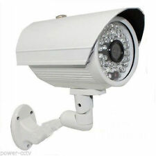 HD Sony Cmos CCD 1.3MP 1300TVL 48IR LED Wide Angle 3.6mm Outdoor Security Camera