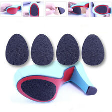10PCS Anti-Slip Shoes Heel Sole Grip Protector Pads Non-Slip Cushion Replacement