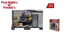 Five Nights At Freddy 'backstage construcción de edificios figura conjunto McFARLANE