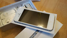 Apple iPhone 5 64gb blanc a1429 sans simlock; brandingfrei; icloudfrei!