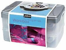 Pintura Pebeo SETASILK Silk Studio Caja Set 10 X 45ml Colores-Plus