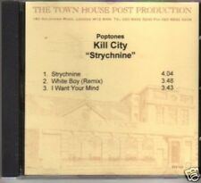 (395W) Kill City, Strychnine - DJ CD