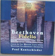 Beethoven - Fidelio - Auszüge - Paul Kantschieder, Masurische Philharmonie - CD