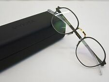 Mykita Decades GERRIT Gold Terra Grey Glasses Eyewear Eyeglass Frame Handmade