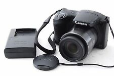 Canon PowerShot SX410 IS 20.0 MP Digital Camera Black [Exc+++] #927 from Japan