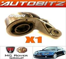 FITS ROVER 75,MG ZT,SALOON,ESTATE, FRONT LEFT WISHBONE ARM REAR BUSH