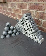 10kg LEAD INGOTS for sinkers/bullets molds