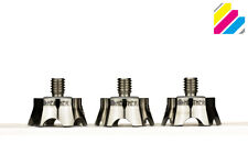 "Heather TF-02 Tripod Foot Rock Claw With 3/8"" Threaded Post, Set of 3, Gitzo RRS"