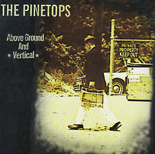 Pinetops - Above The Ground & Vertical (1998) - Used - Compact Disc