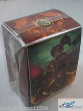 Blood Elf Paladin DECK BOX CARD BOX FOR WoW World of Warcraft or MTG cards