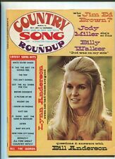 Country Song Roundup Mar.1973 Lynn Anderson Jim Ed Brown Jody Miller   MBX86