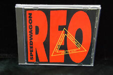 REO Speedwagon The Second Decade Of Rock And Roll 1981 To 1991 Album CD Epic
