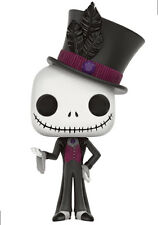 Nightmare Before Christmas POP! Vinyl Figure Dapper Jack Skellington DAMAGED BOX