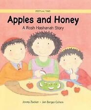 Apples and Honey: A Rosh Hashanah Story (Festival Time!) Jonny Zucker Paperback