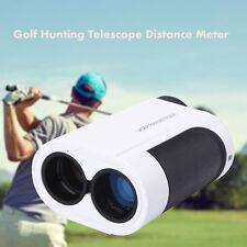 Golf Laser Range Finder Distance Monocular Golf Scope Extra Lang Meter 600m New