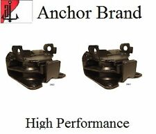 2 PCS Motor Mount Kit for Chevrolet Blazer with 4.3L V6 Engine 1996-2005
