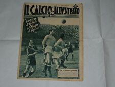 CALCIO-IL CALCIO ILLUSTRATO DEL 20/04/1950 N.16 LAZIO-INTER 3-2  ALTRO DESCRIZ.