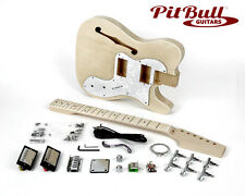 Pit Bull Guitars TL-1TH Electric Guitar Kit