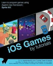 iOS Games by Tutorials, Todorov, Marin, Strougo, Rod, LaPollo, Christopher, Holl
