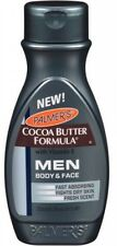 Palmer's Cocoa Butter Formula Men Body and Face Lotion, 8.5 Fl Oz