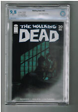 WALKING DEAD #20 CBCS Grade 9.8 Modern Age classic from Image Comics