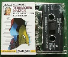 Mozart Turkischer Marsch Rondo Alla Turca Vol 7 Cassette Tape - TESTED