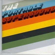 (DE449) The Portable Supersound, 12 tracks various artists - 2007 DJ CD