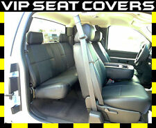 GMC Sierra Clazzio Leather Seat Covers