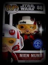 Star Wars-nan Nunb-Vinyl personaje-limited Helmet Edition-funko pop!