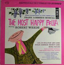 """OST - THE MOST HAPPY FELLA - ROBERT WEEDE  12""""  LP (Q825)"""