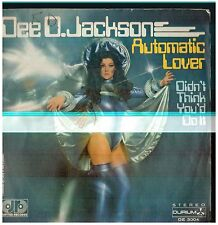 17447 - DEE D. JACKSON - AUTOMATIC LOVER
