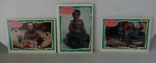 ITC 1993 Thunderbirds x 3 Stingray Trade Cards 13, 14 & 20