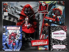 IN HAND! San Diego Comic Con SSDCC 2013 Monster High WEBARELLA WYDOWNA SPIDER