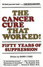The Cancer Cure That Worked by Barry Lynes & Rife machines comparison