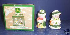 Sun Belt John Deere Deary Pig Shakers- New in Box-#4701-07