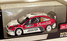 1/18 Ford Focus WRC Munchi's Rally Argentina 2007 J.P. cerca