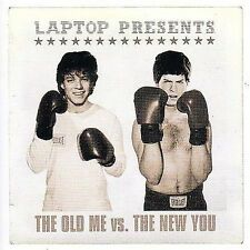 NEW SEALED! LAPTOP Presents THE OLD ME vs. THE NEW YOU CD Jesse Hartman