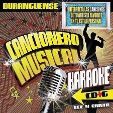 Canciones Estilo Duranguense Karaoke by Karaoke (CD, Oct-2004, Univision...