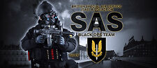 DID 1/6 British Special Air Service (SAS) B Squadron Black Ops Team - Sean MA100