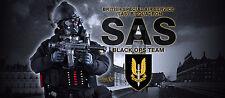 DID 1/6 British Special Air Service (SAS) B Squadron Black Ops Team - Sean MA100