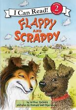 I Can Read Level 2: Flappy and Scrappy by Arthur Yorinks (2010, Paperback)