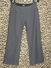 Lucy Activewear Lucy Tech women's size XS crop 3/4 yoga pants gray