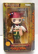 Disney Pirates Of The Caribbean Dollcena Doll - Tomy  ,h#5a