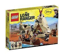 Lego Lone Ranger 79107 Comanche Camp New