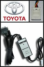 Toyota Car Radio iPod iPhone Aux Interface Adapter for Select Some 2003-2010
