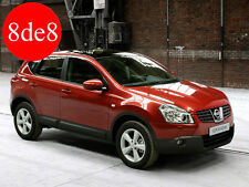 Nissan Qashqai J10 (2007) - Workshop Manual on CD