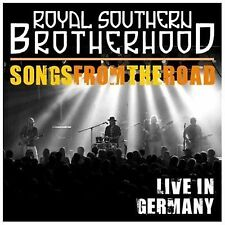 Songs From the Road: Live in Germany by Royal Southern Brotherhood (CD,...